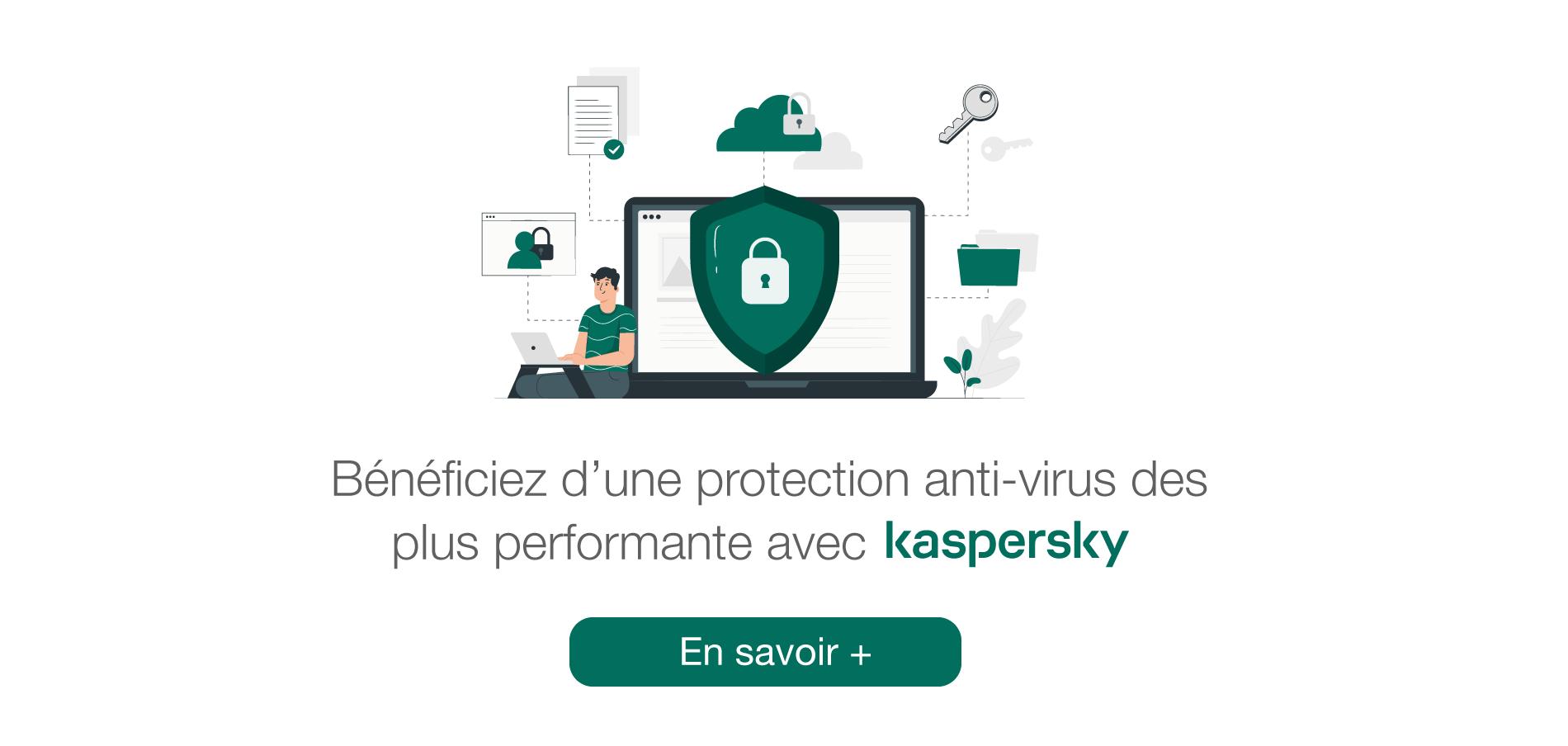 bénéficiez d'une protection anti-virus